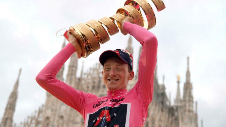Giro d'Italia 2021: tappe, altimetrie e percorso